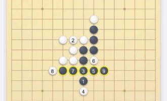 微信五子棋第12关速胜方法_只需5回合_欢乐五子棋腾讯版
