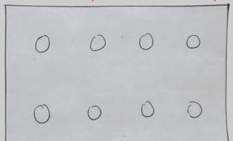 183×91.5板怎样打标准孔_怎么算_木模板标准眼尺寸多少_图片
