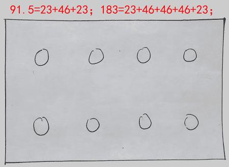 183模板标准眼尺寸图片