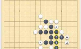 28关五子棋_微信欢乐五子棋腾讯版残局第28关怎么过_攻略图解
