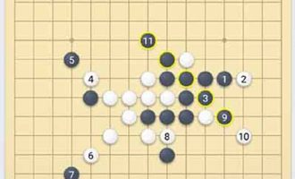 第32关微信五子棋对决残局闯关_欢乐五子棋残局闯关攻略32