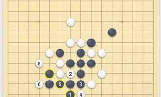 微信五子棋残局第39关_只需要5个回合_第三十九关必赢攻略破解