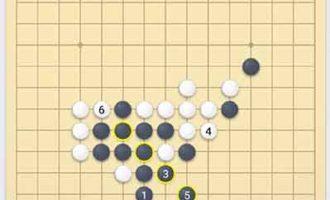 五子棋残局破解第41关_微信欢乐五子棋残局第41关闯关攻略